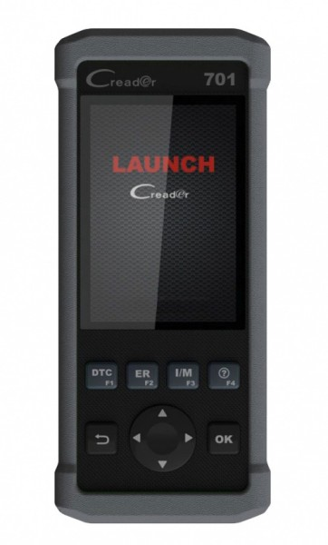 Launch CReader 701P Diagnose + Öl + EPB + BMS + DPF + TPMS Reset uvm...