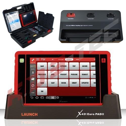 Launch X-431 Pad II Profi Diagnosegerät